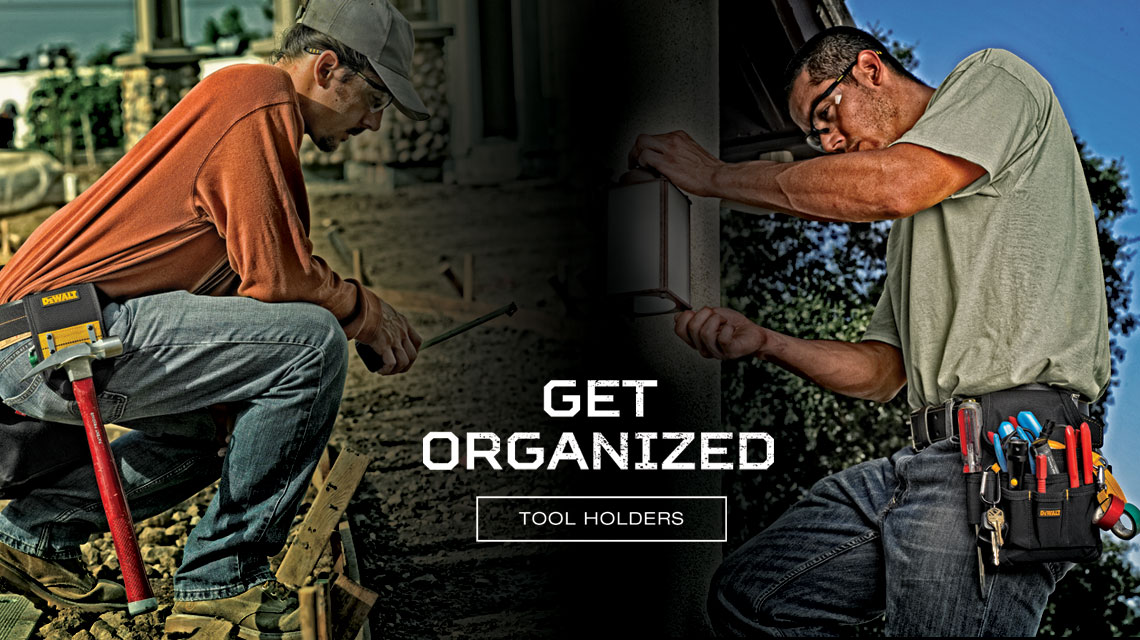 "Carpenters. ""Get organized"""